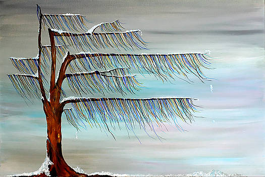 Winter Blues by Andrea Youngman