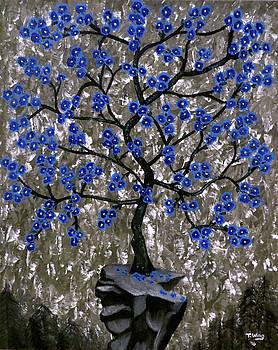 Winter Blues by Teresa Wing