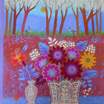 Winter Bouquet by Mary Maki Rae