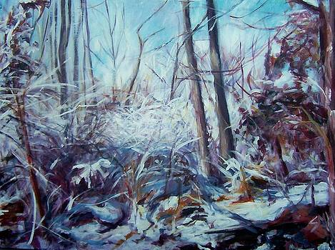 Winter Brush by Sheila Holland