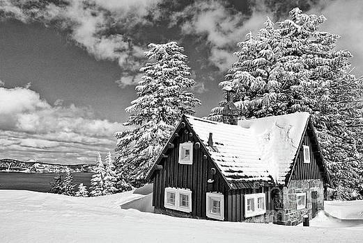 Jamie Pham - Winter Cabin