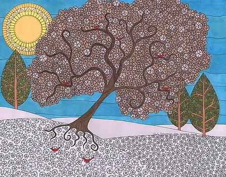 Winter Calm by Pamela Schiermeyer