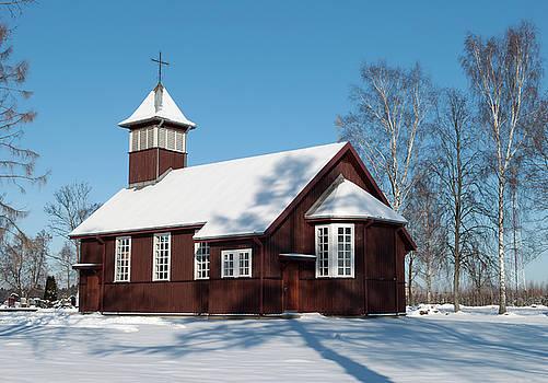Ramunas Bruzas - Winter Church
