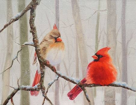 Winter Companions by Jane DeGruchy