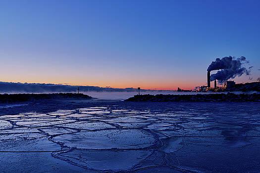 Winter Dawn by CJ Schmit