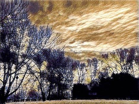 Brenda Plyer - Winter Day 7