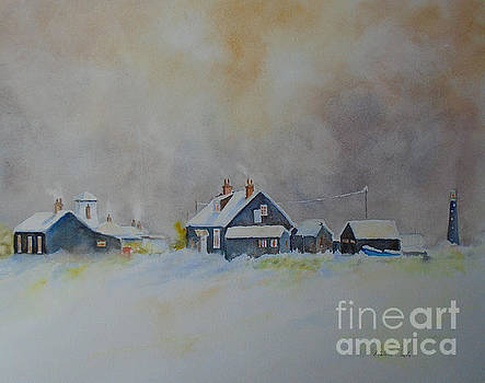 Winter Dungeness by Beatrice Cloake