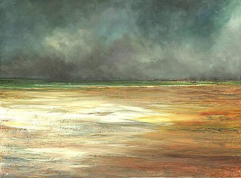 Winter Dusk by John Tregembo