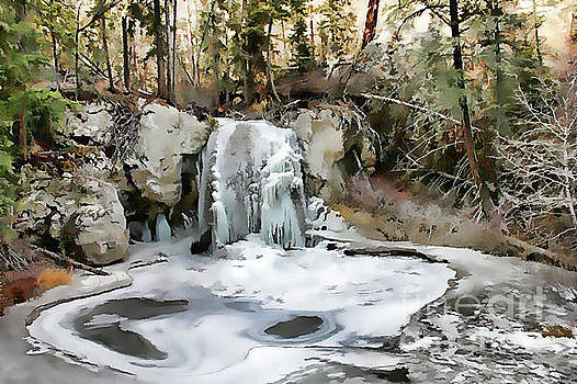 Roland Stanke - Winter Falls