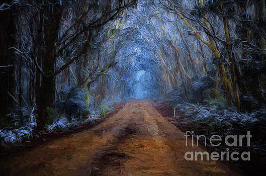 Winter Fantasy by Philip Johnson