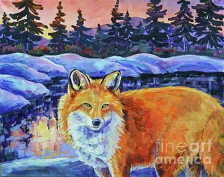 Harriet Peck Taylor - Winter Fox