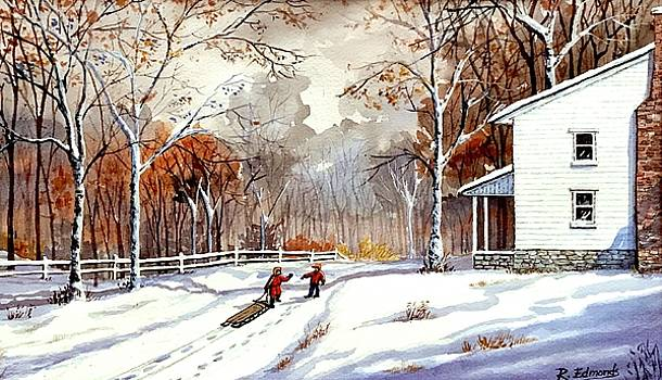 Winter Fun by Raymond Edmonds
