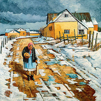 Winter Gifts by Donna Clair