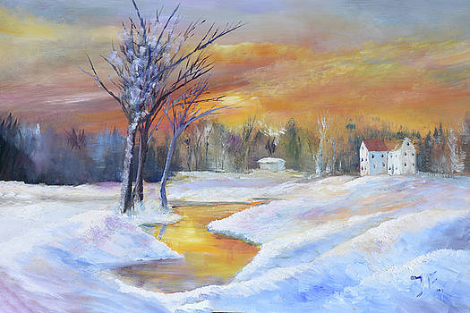 Winter Gold  by Tim Ford