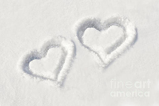 Delphimages Photo Creations - Winter hearts