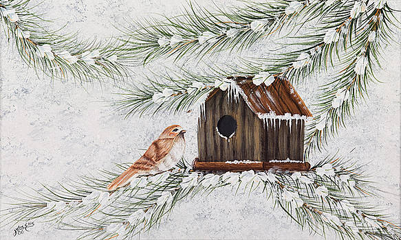 Winter Home  by Julia Ellis