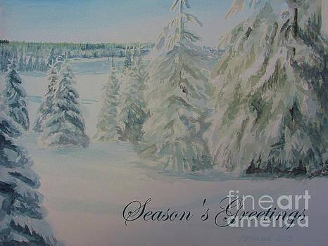 Martin Howard - Winter In Gyllbergen Season