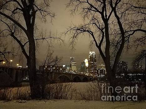 Winter in Minneapolis by Natural Focal Point Photography