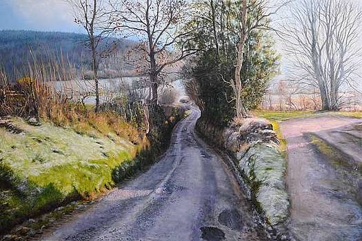 Harry Robertson - Winter in North Wales