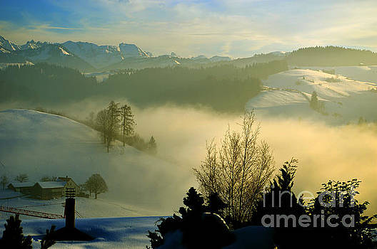 Susanne Van Hulst - Winter in Switzerland
