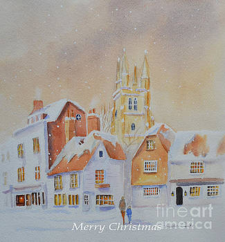 Winter in Tenterden by Beatrice Cloake