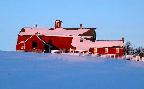 Winter in Vermont by Joe Maranzano