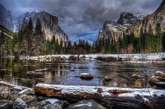 Rick Strobaugh - Winter in Yosemite Valley