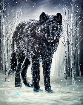 Teshia Art - Winter is Coming