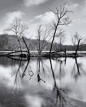 Winter Island by David Oakill