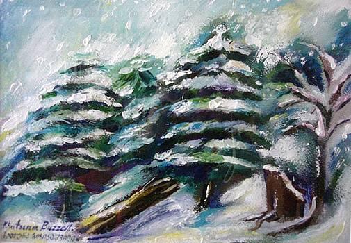Winter by Khatuna Buzzell