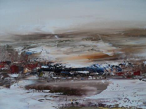 Winter Landscape 2 by Nelu Gradeanu