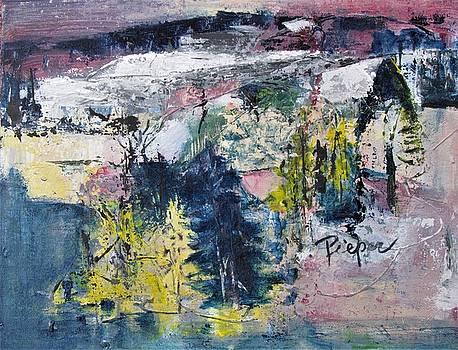 Betty Pieper - Winter Landscape