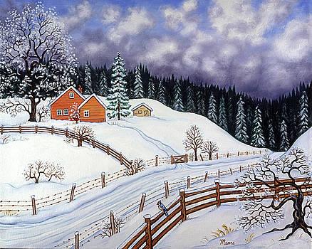 Linda Mears - Winter Landscape