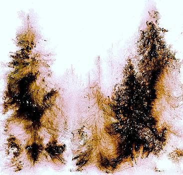 Winter Light Seven by Julia S Powell