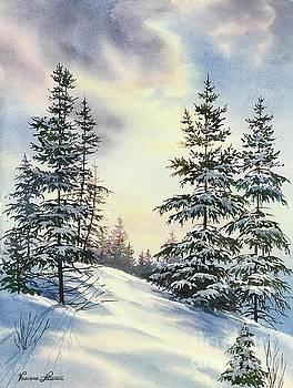 Winter Light by Varvara Harmon