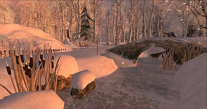 Winter Memories by Lin Custodis