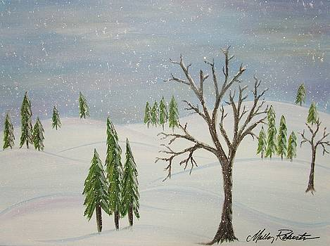 Winter  by Molly Roberts