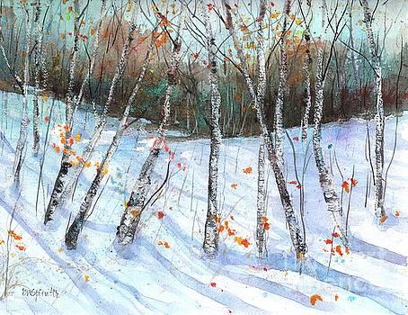Winter Morning by Diane Splinter