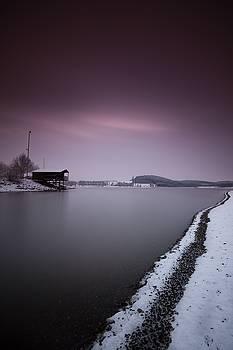Winter Morning by Gerd Doerfler