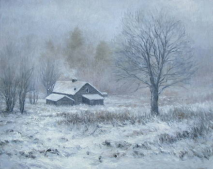 Winter Morning by Stephen Howell