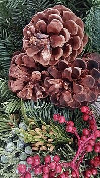 Winter Mosaic by Lisa Bates