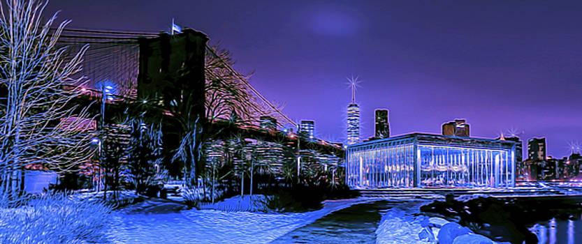 Winter Night by Theodore Jones