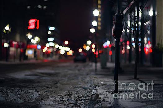 Winter Nights by Ian McGregor