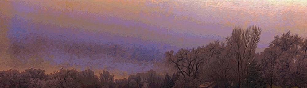 Winter Panorama by Lenore Senior