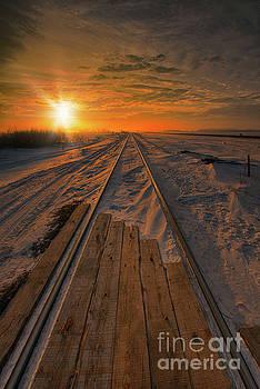 Winter Passage by Ian McGregor