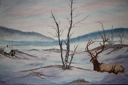 Winter Peace by Annie Abraham