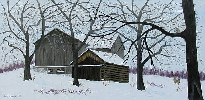 Winter Peace by Barb Pennypacker