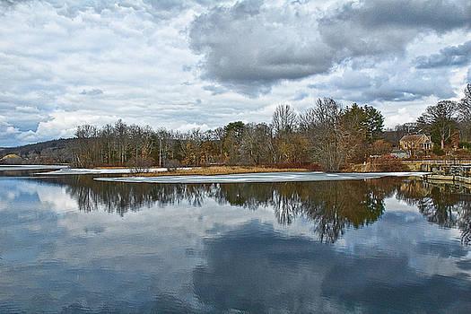 Edward Sobuta - Winter Pond 2