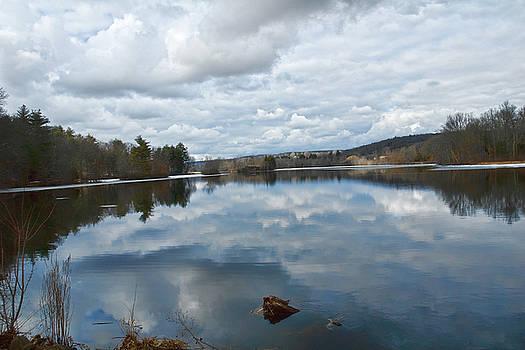 Edward Sobuta - Winter Pond