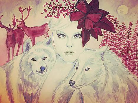 Winter Princess by Sabina Mollot